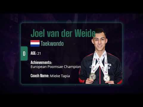 Meet the Athletes - Joel van der Weide | 2nd Ludus Star Championships
