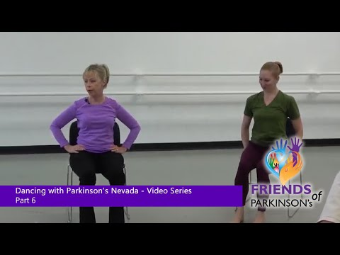 Part 6: Dancing with Parkinsons NV Video Series