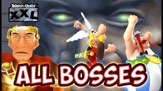 Asterix & Obelix XXL / Kick Buttix All Bosses (PS2, Gamecube, PC)