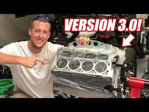 Introducing the Auction Corvette's VERSION 3.0 Junkyard (sorta) Engine! *Bald Eagle Alert*