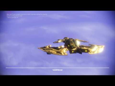 Warframe Sands of Inaros Volatile Runner pt2 090416 - Speed