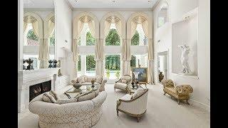 Enchanting Mediterranean Villa in Charlotte, North Carolina