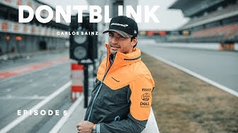 163 LAPS ON MY F1 CAR - PRE SEASON TESTING | DONTBLINK EP5