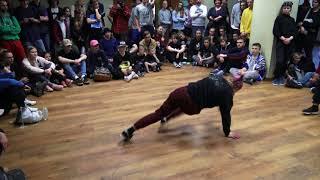 Ziemniaczek vs Julianna | BGIRL BATTLE | BWA Masters - Mistrzostwa Break Dance