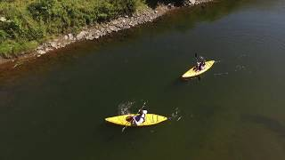 Lamoille River Kayaking & Canoeing Tour in Vermont