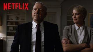 《紙牌屋》 - 第五季正式預告 - Netflix [HD]