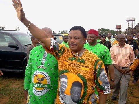 Forward Ever   Chief Willie Maduabuchi Obiano (WMO)   Executive Profile & Biography   Part 2