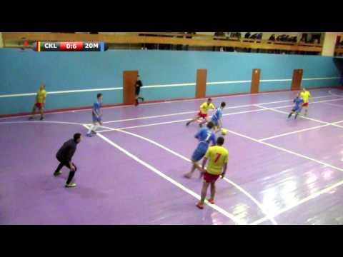 Обзор матча 20minut.ua United - Ciklum United #itliga13