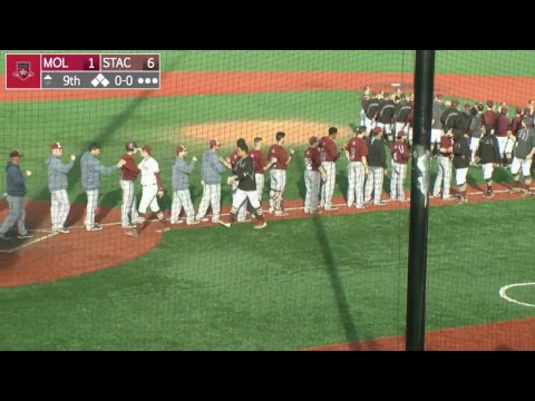 ECC Baseball Championship Game Two: Molloy vs. St. Thomas Aquinas