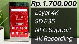 HP 1 JUTAAN TERBAIK 2020 || Unboxing Sony XZ Premium Indonesia.