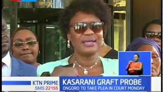 Former MP Elizabeth Ongoro says graft charges is a political witch-hunt