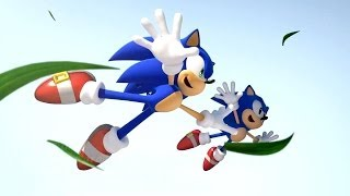 """""""Golden Rings"""" ~ A Sonic Generations Tribute"""