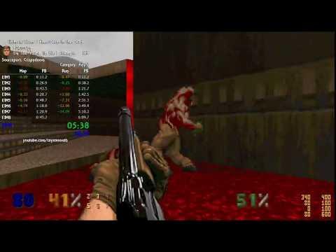 Ultimate Doom - Knee Deep In The Dead in 5:25 (ITYTD-Speed) |