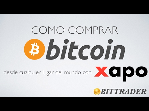 Tutorial Como Comprar Bitcoins Con XAPO Desde Cualquier Pais