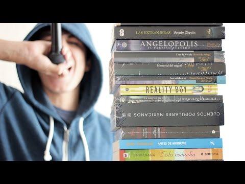 El rap de Los libros | Book Haul 40 Libros | Canción