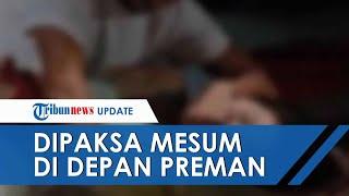 Ketahuan Berduaan, Sejoli Dipaksa Preman untuk Mesum di Depannya, Pelaku juga Peras Korban Rp10 Juta