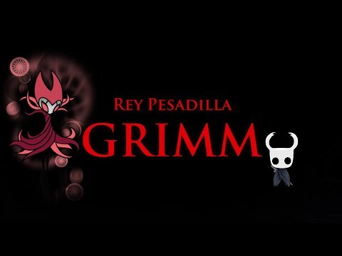 PERFECT al REY PESADILLA GRIMM de HOLLOW KNIGHT