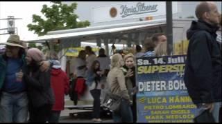 Kieler Woche 2012 - Jupiter Jones auf der Hörnbühne