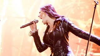 FLOOR JANSEN, THE MOST POWERFUL FEMALE VOICE IN THE WORLD