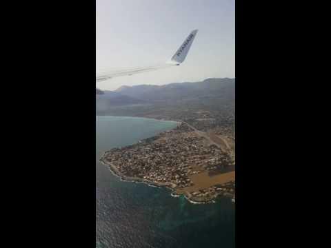 Sicilia / Flight from Palermo / Decollo da Palermo