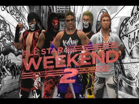 AWC All Star Weekend II Highlights 2017 HD -  ¡¡Stars Collide!!