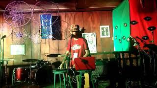 Hit the Road Jack (Ray Charles) - Boney and Wayo Live @ Cosmic Sundaze