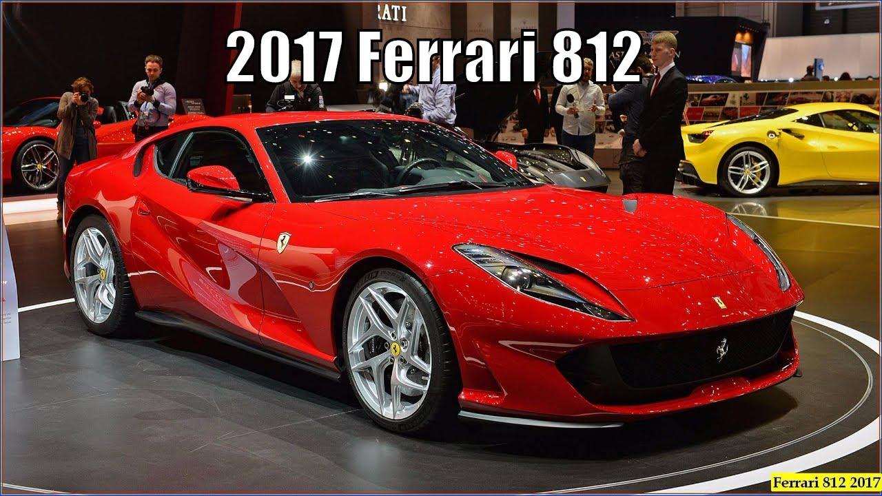 2018 ferrari 812 superfast interior. contemporary 812 new ferrari 812 superfast 2017 interior exterior and review with 2018 ferrari superfast interior