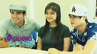 LizQuen, Gerald set to work in a movie