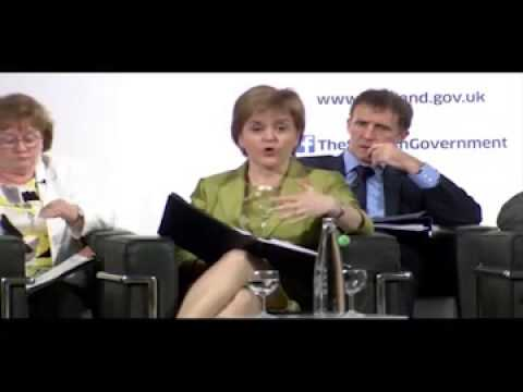 Nicola Sturgeon on Madras College