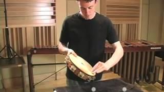 Tambourine 2: Rolls / Vic Firth Percussion 101