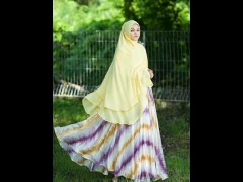 Model Gamis Dan Hijab Syar I Remaja Terbaru Dan Modis Youtube