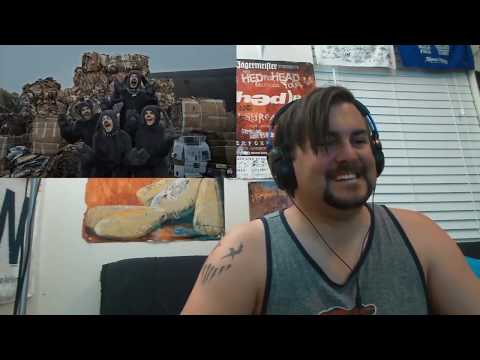"LITTLE BIG - ROCK–PAPER–SCISSORS ""Official Video"" (Metal Head Reaction!!!! 500 SUBSCRIBER SPECIAL!)"
