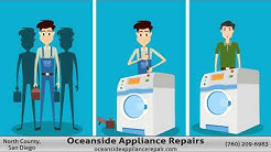 Appliance Repair In Oceanside, Ca 92056. (760) 496-5437