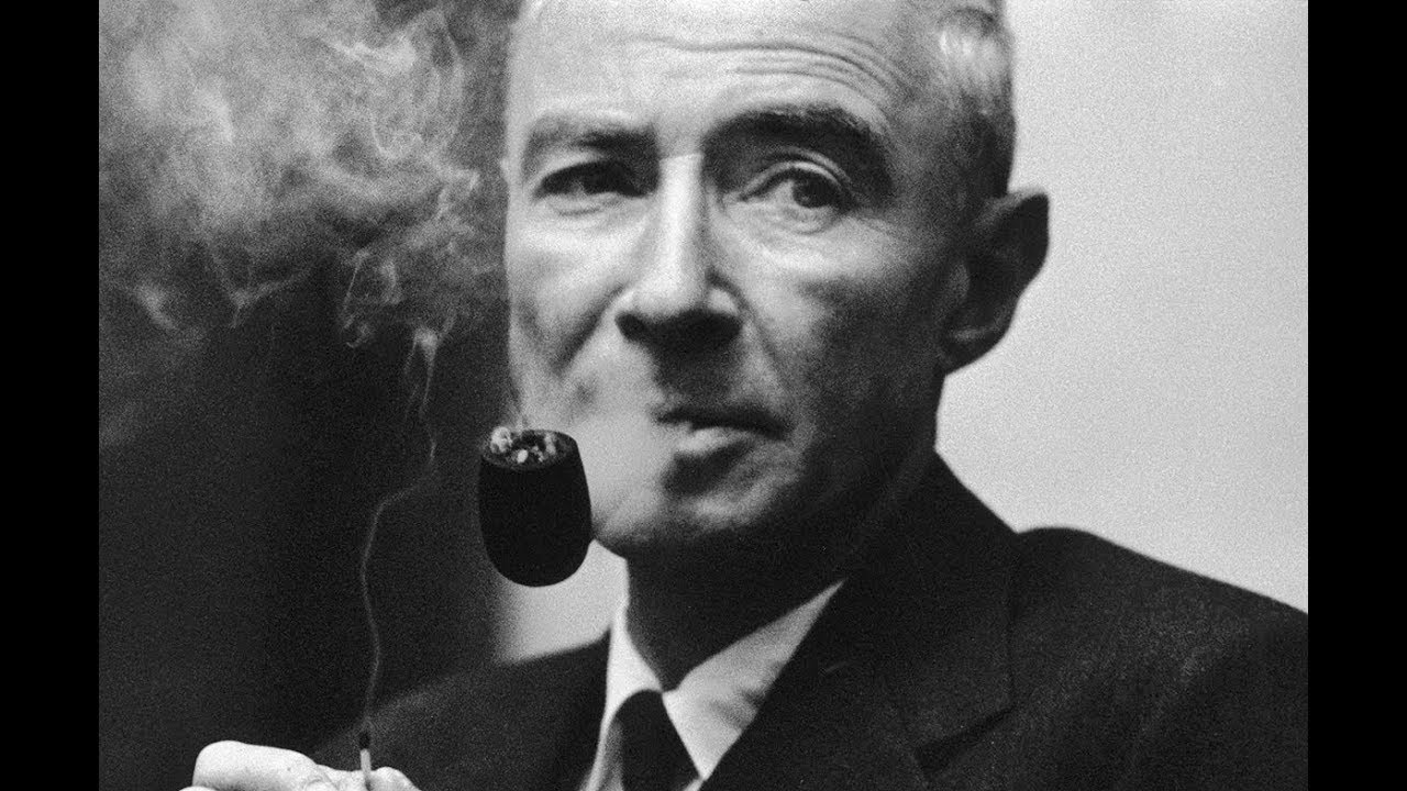 J Robert Oppenheimer The Father Of The Atomic Bomb
