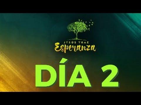 Congreso Nacional de Jóvenes 2017 - Jesús trae Esperanza - En vivo (Dia 2)