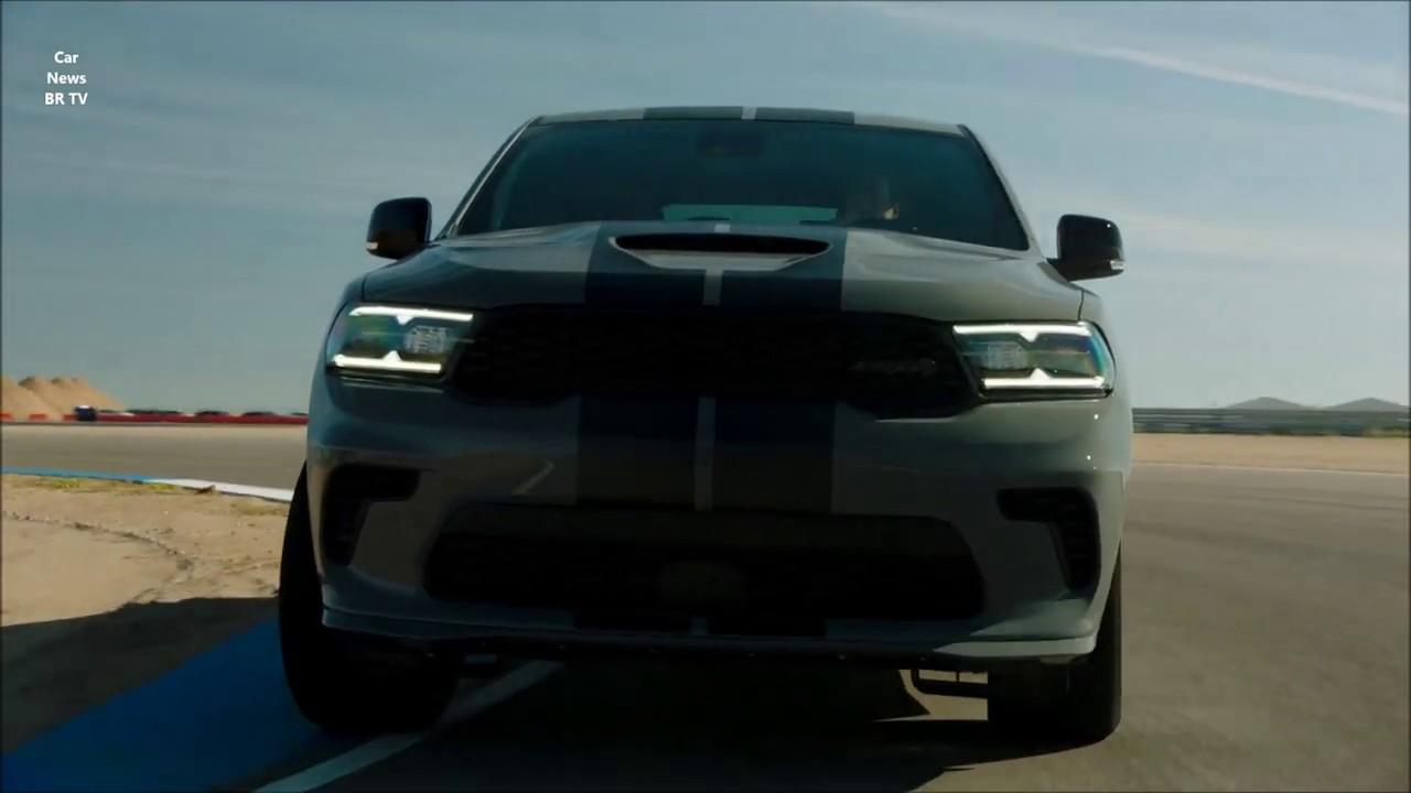 Novo Dodge Durango SRT Hellcat (2021) - Exterior ...