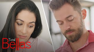 Nikki Bella's Pregnancy Test Is Negative and Artem Is Crushed | Total Bellas | E!