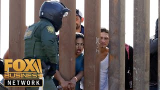 Maria Bartiromo joins Border Patrol for first-hand look at crisis