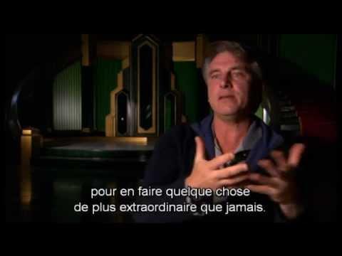 Le Monde tastique d'Oz  Featurette : Robert Stromberg  L'influence des Classiques Disney