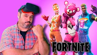 Violence in Video Games and Virtual Reality - Is Fortnite's Fault?