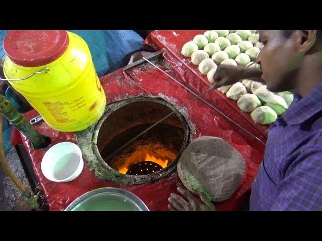 Delicious Sheermal Roti in Kolkata Street | street food india & travel places