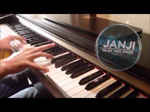 Janji ft. TR - Milky Way Stars (Piano Cover)