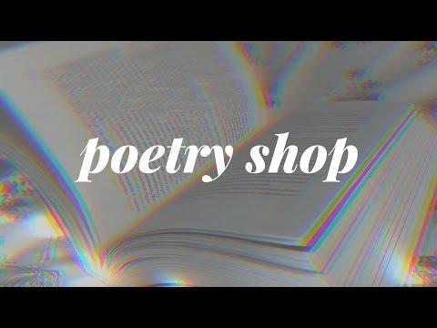 Poetry shop #1