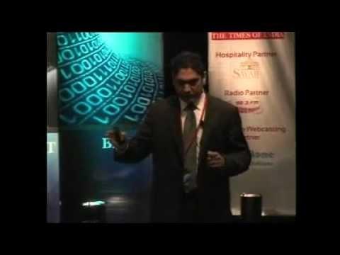 Keynote session by Mr.Tarun Sharma at ITS 2012, SITM, Pune