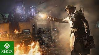 📺Trailer - Call of Duty® WWII   Shadow War DLC 4