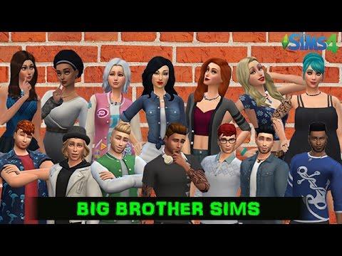 BIG BROTHER SIMS #5 : DIA DE PAREDÃO! VOTE! + NOVOS CASAIS NA CASA - THE SIMS 4 GAMEPLAY