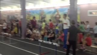 Открытое первенство среди СДЮШОР  Подольска и района по лёгкой атлетике. 300 метров. Девочки 2006-2