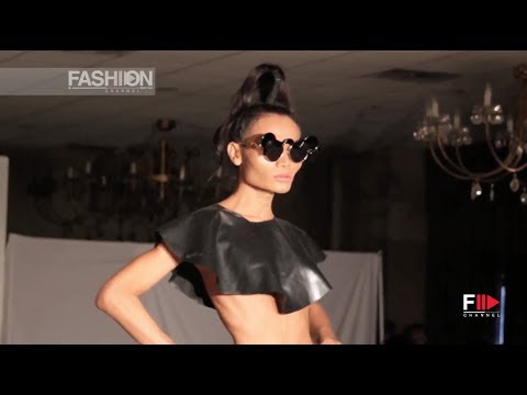 """STEVIE BOI x NYFW Spring Summer 2018 """"Noir"""" Collection New York - Fashion Channel"""