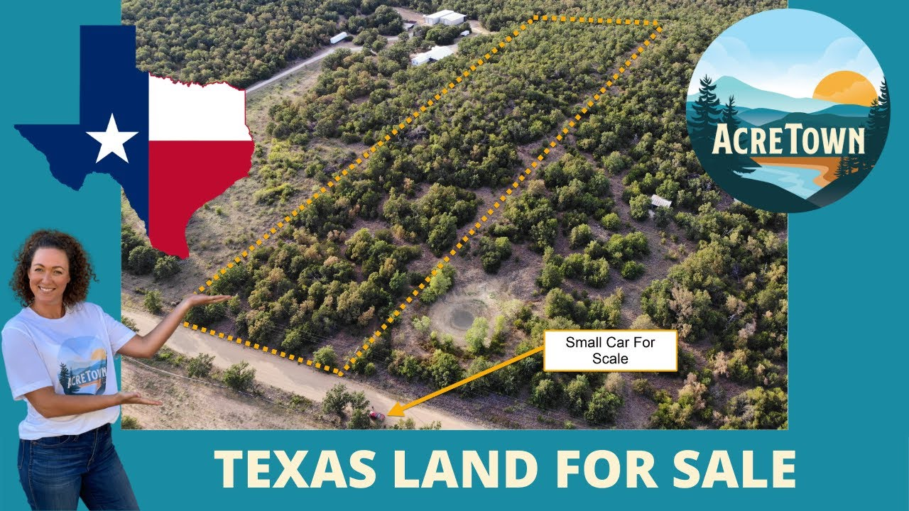 Cheap Land For Sale In Texas | Property For Sale By Owner