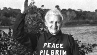 """""""Peace Pilgrim, What is your concept of God?"""""""